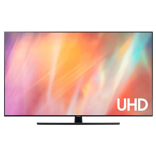 Фото - Телевизор Samsung UE75AU7500U 75 (2021), titan gray телевизор samsung ue43au7570u 43 titan gray