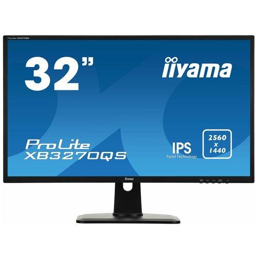 """Монитор Iiyama ProLite XB3270QS-B1 31.5"""" черный"""