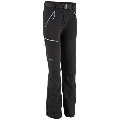 Жен. брюки для альпинизма ALPINISM LIGHT, размер: 40, цвет: Угольный Серый SIMOND Х Декатлон