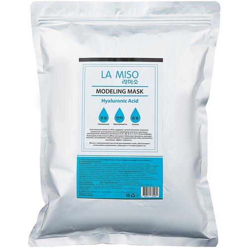 Купить La Miso альгинатная маска с гиалуроновой кислотой, 1000 г