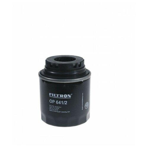 Масляный фильтр FILTRON OP 641/2 масляный фильтр filtron op 643 3