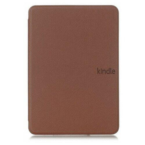 Чехол-обложка Skinbox UltraSlim для Amazon All-new Kindle Paperwhite 2018 (коричневый)