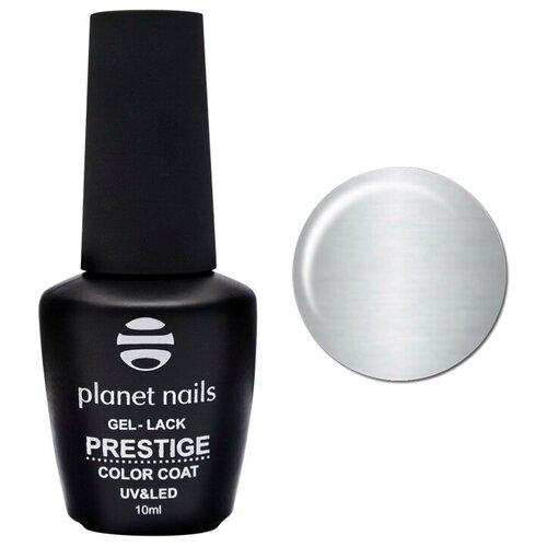 Купить Гель-лак для ногтей planet nails Prestige, 10 мл, 564 серый металлик
