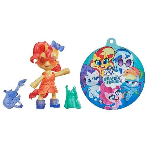 Фигурка My Little Pony Взрывная модница Сансет Шиммер F1759