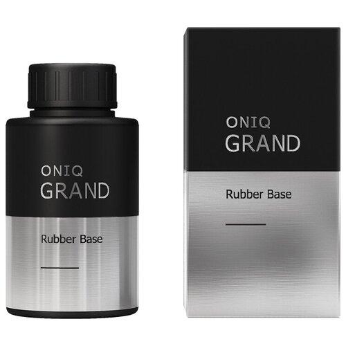 ONIQ базовое покрытие Grand 903 Retouch Rubber base 30 мл прозрачный oniq базовое покрытие grand 900 standart base 30 мл прозрачный