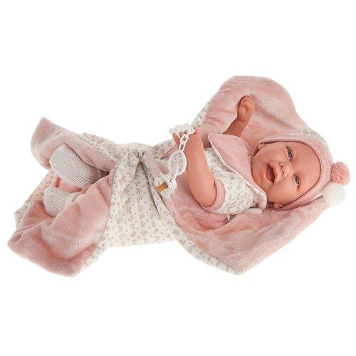 Фото - Кукла Antonio Juan Давиния в розовом, 40 см, 3388P кукла antonio juan антония в розовом 40 см 3376p