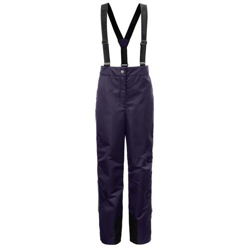 Купить AOAS00PT2T001 Брюки д/дев. Лила 1-1, 5 г размер 86-52 цвет фиолетовый, Oldos, Полукомбинезоны и брюки