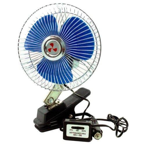 Автомобильный вентилятор AVS Comfort 8043, синий