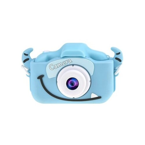 Фото - Фотоаппарат ZUP Childrens Fun Camera Cow blue фотоаппарат children s fun camera микки с wi fi красный