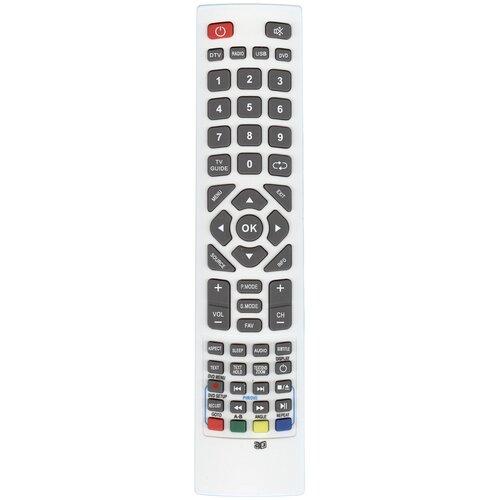 Фото - Пульт Huayu LC-32HI3222E AQUOS (white) для телевизора Sharp пульт huayu ga481wjsa для телевизора sharp