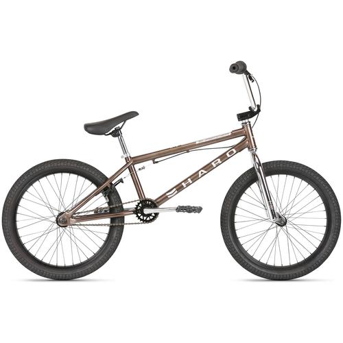 Велосипед BMX Haro Shredder Pro 20 (2021) granite (требует финальной сборки)