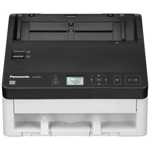 Сканер Panasonic KV-S1058Y черный/белый