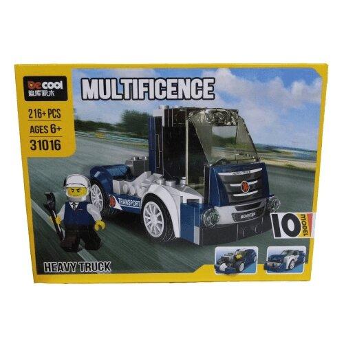 Купить Конструктор Jisi bricks (Decool) Multificence 31016, Конструкторы