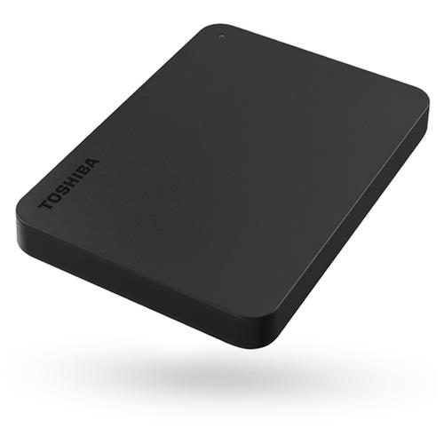 Фото - Внешний HDD Toshiba Canvio Basics USB-C (HDTB4*0EKCCA) 1 TB, черный toshiba canvio slim usb 3 0 1тб hdtd310ek3da черный
