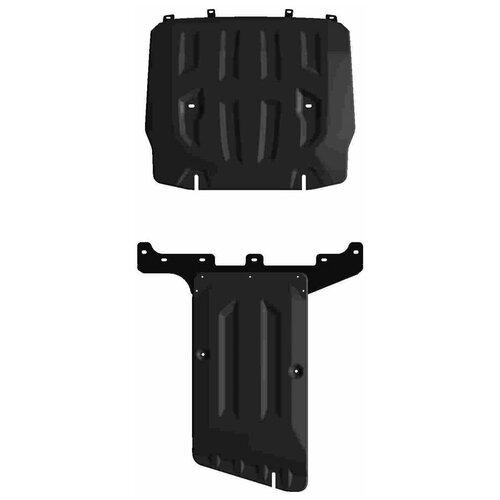 Комплект защиты АВС-Дизайн 34.15k для BMW