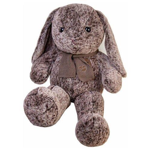 Купить Мягкая игрушка ТОМАТО меховой зайка коричневый 80 см., TOMATO, Мягкие игрушки