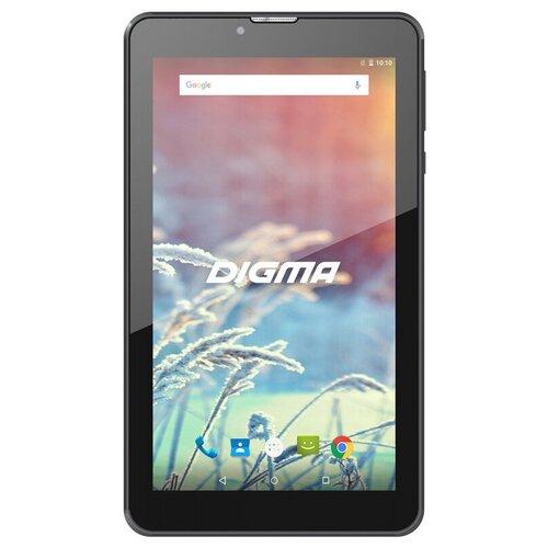Планшет DIGMA Plane 7547S 3G (2017) черный