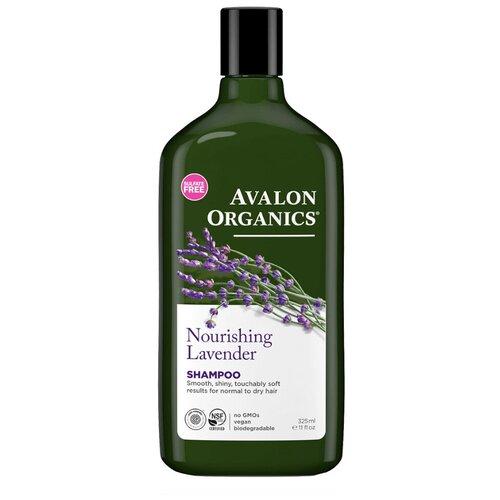 пальто avalon avalon mp002xw0dnxj Avalon Organics шампунь Nourishing Lavender, 325 мл