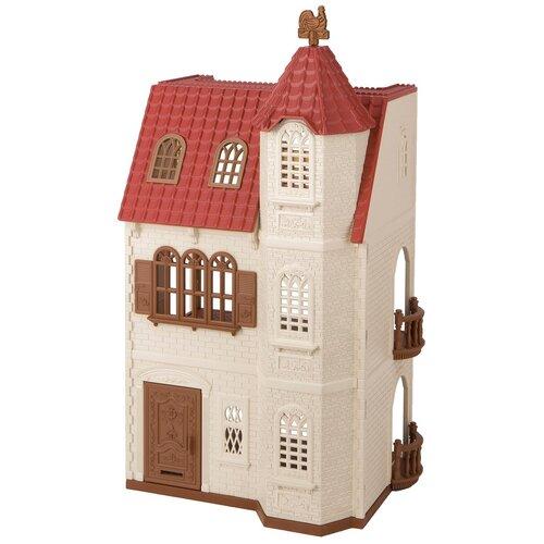 Sylvanian Families Игровой набор Трехэтажный дом с флюгелем