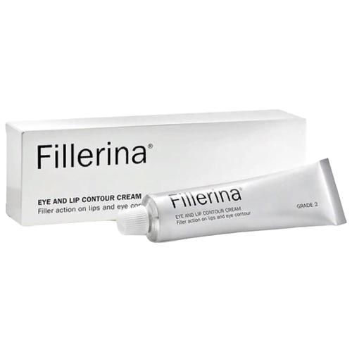 Fillerina Крем для контура глаз и губ Eye And Lip Contour Cream Grade 2, 15 мл
