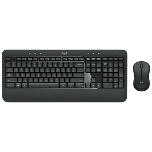 Клавиатура и мышь Logitech MK540 ADVANCED Black USB