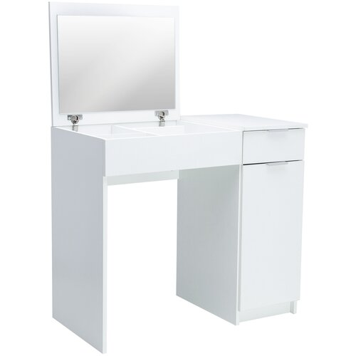 Туалетный столик Leset Паскаль 3, Белый