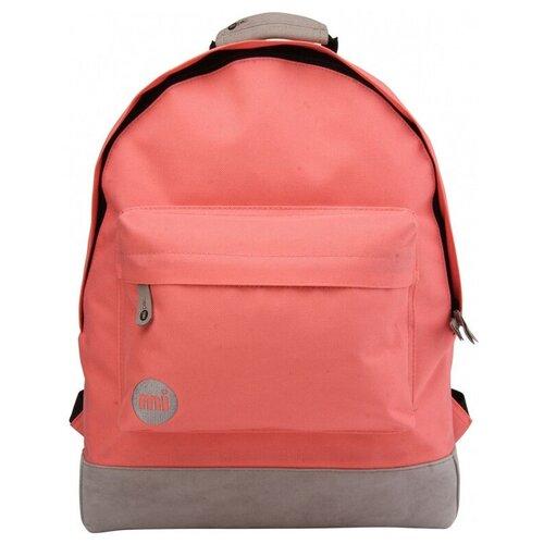 Городской рюкзак mi pac Classic 17, coral/grey