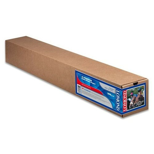 Фото - Бумага Lomond 1067 мм XL Premium Satin Photo Paper 1201053 190 г/м² 30 м, белый бумага lomond 914 мм xl premium super glossy photo paper 1201032 190 г м² 30 м белый