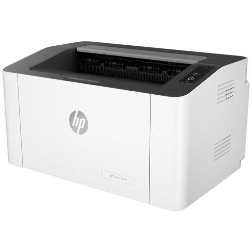Фото - Принтер HP Laser 107a, белый/черный принтер hp ink tank 115 черный