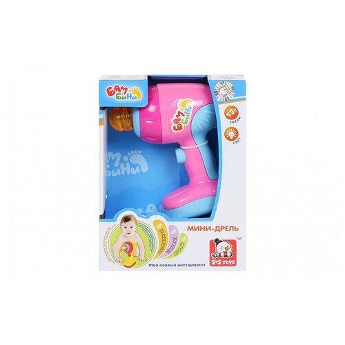 Купить Интерактивная игрушка S+S Toys, Мини-дрель 637713, Развивающие игрушки