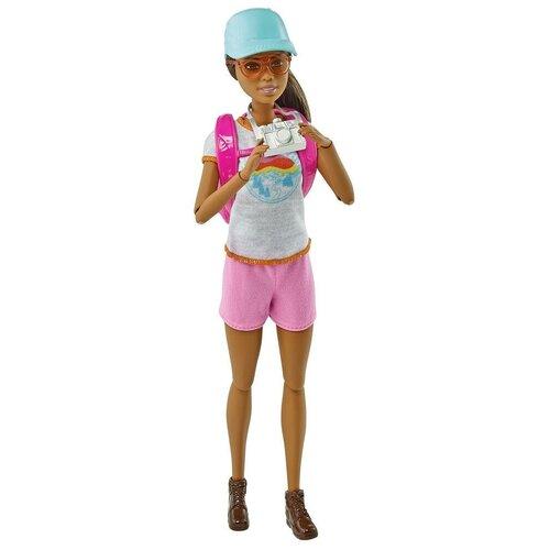 Кукла Barbie Релакс Оздоровительная прогулка, GRN66