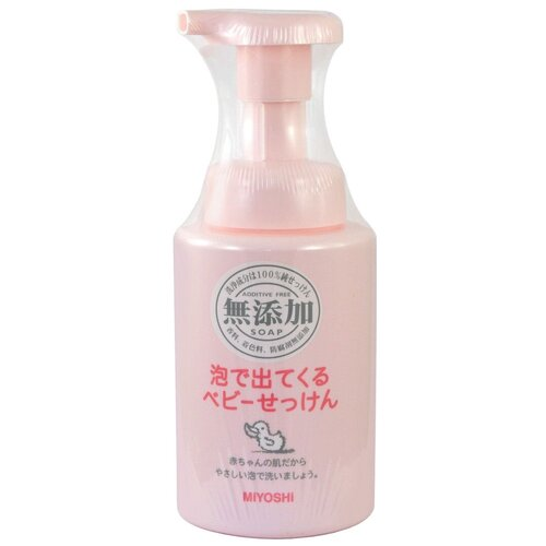 Мыло жидкое Miyoshi на основе натуральных компонентов, 250 мл недорого
