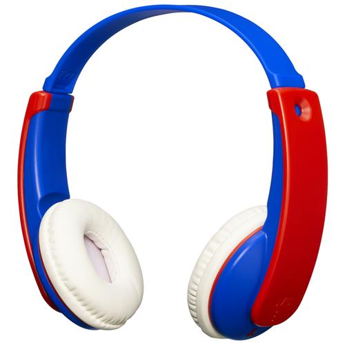 Беспроводные наушники JVC HA-KD9BT, blue/red