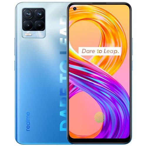 Смартфон realme 8 Pro 6/128GB, синий