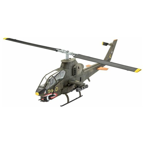 Фото - Сборная модель Revell Bell AH-1G Cobra (04956) 1:72 сборная модель revell ah 64 apache 06631 1 100