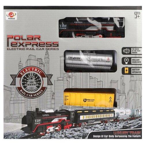 Купить Pongie Стартовый набор Polar Express, 1333-2, Наборы, локомотивы, вагоны