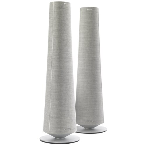 Умная колонка Harman/Kardon Citation Tower, серый умная колонка harman kardon citation one черный