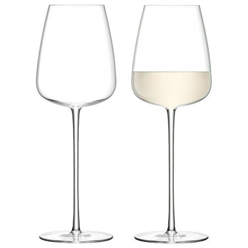 Набор из 2 бокалов для белого вина Wine Culture 490 мл LSA G1427-18-191 бокал для белого вина pearl 4 шт lsa g1332 12 401