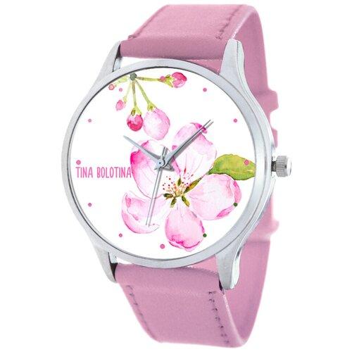 блокнот tina bolotina самой прекрасной blok 035 80 листов Наручные часы TINA BOLOTINA Сакура Extra