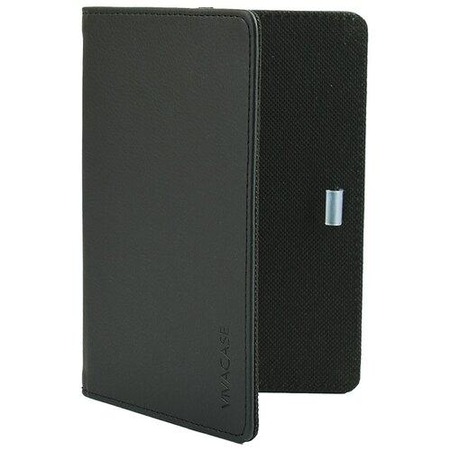 Аксессуар Чехол Vivacase для PocketBook 616/627/632 Basic Leather Black VPB-C616CB
