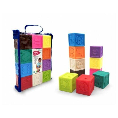 Кубики Elefantino Мягкие кубики IT106446