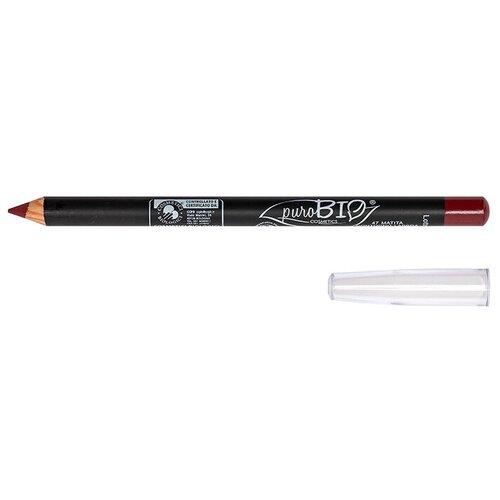 Купить PuroBIO Карандаш для губ Pencil Lipliner 47 scarlet red