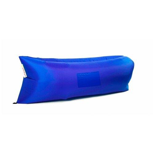 Надувной диван Lamzac Lamzac Классик (180х70) синий надувной диван лежак lamzac ламзак