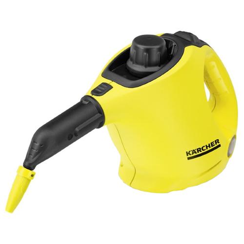 Фото - Пароочиститель KARCHER SC 1 EasyFix, желтый/черный пароочиститель karcher sc 2 желтый черный [1 512 050 0]