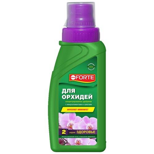 Фото - Жидкое удобрение Bona Forte Здоровье для орхидей 285ml (орга субстрат bona forte для орхидей 1l bf29010191