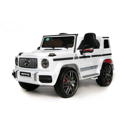 Купить Barty Автомобиль Mercedes-Benz AMG G63 BBH-0002, белый, Электромобили