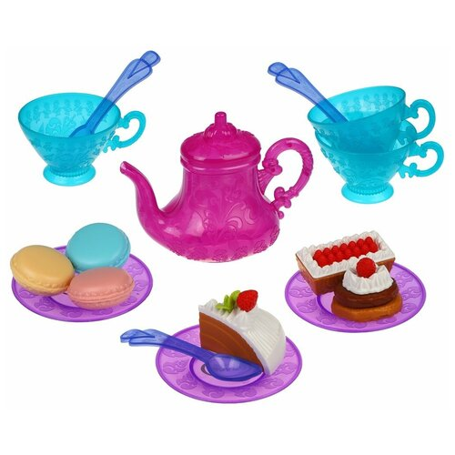 набор продуктов с посудой mary Набор продуктов с посудой Mary Poppins Five O'clock 453204/453205 сиреневый