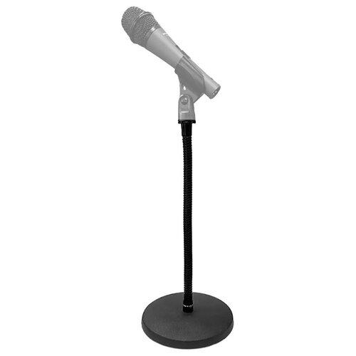 Фото - Микрофонная стойка Ultimate Support JS-DMS75 ultimate support js mcfb50 низкая стойка микрофонная журавль н