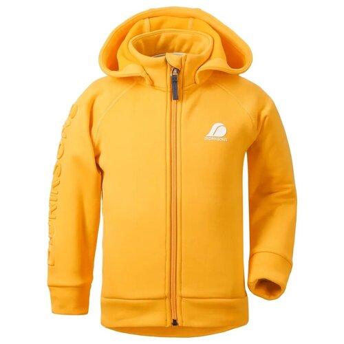 Куртка Didriksons Corin жёлтый цитрус 140 фото