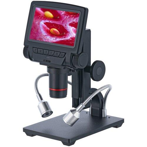 Фото - Микроскоп LEVENHUK DTX RC3 черный микроскоп levenhuk 320 plus монокулярный